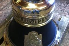 колокол 130 кг г. Тамбов для армянского храми Богородицы 07,03,2018(1)