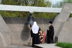 Колокол памяти Бутовский полигон