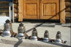 Набор из 5 колоколов