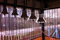 набор колоколов для учебного звона