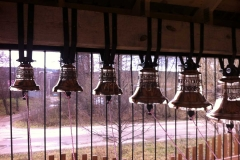 Малая звонница для деревенского храма